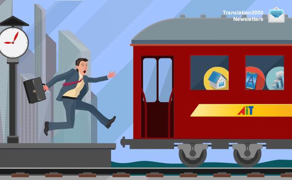 Catch your translation management train