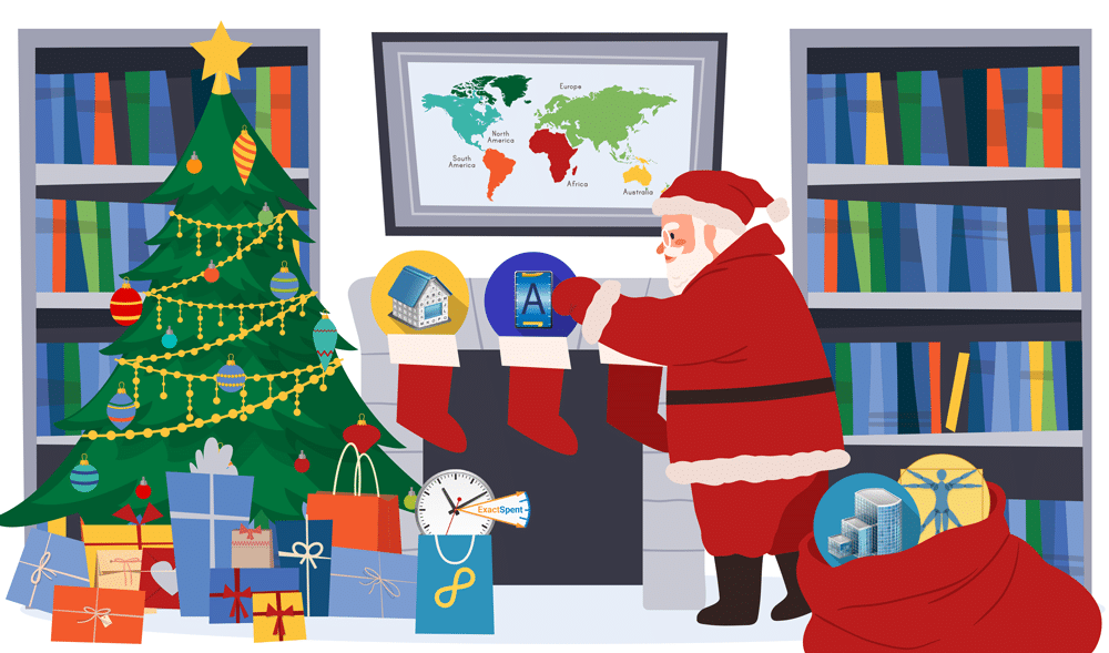 What do you want Translation Santa to put into your Christmas stocking?