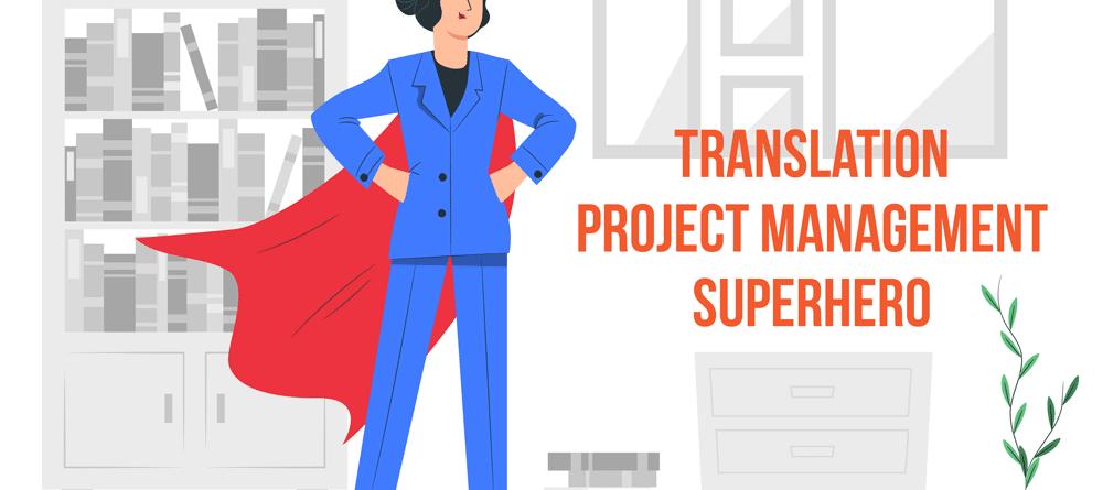translation project manager
