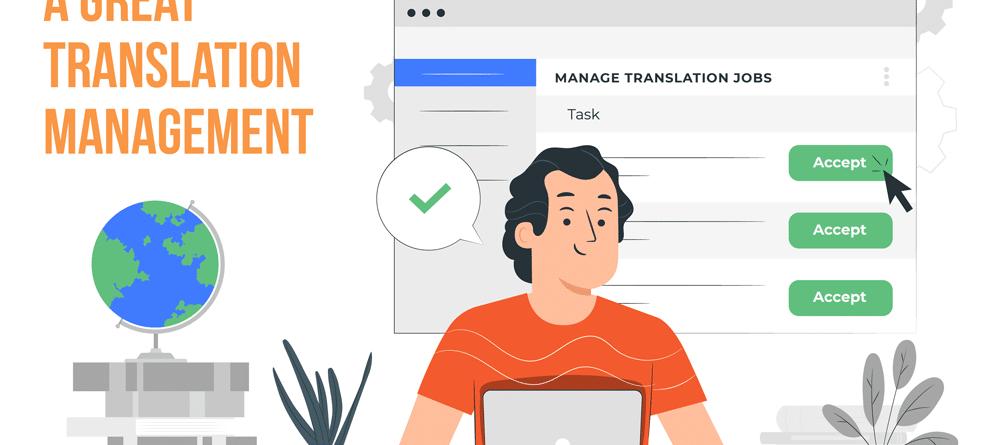 translation project management software